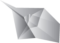 Origami Paper Airplane main image
